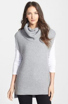 Kenneth Cole Sleeveless Cowlneck Sweater | Clothing | Winter Style ...