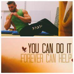 Meg tudod csinálni! A Forever segít!