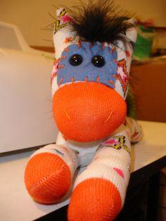 Sock Pony Kit by NicholsonCrafts on Etsy