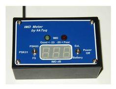Elecraft xg2 three band receiver test oscillator s meter calibrator imd meter kit kk7uq to display imd while transmitting psk new kit unassembled freerunsca Images