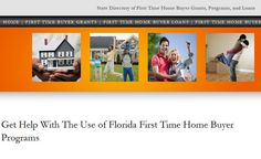 If you're looking to buy your first home in Florida, we have all the contact information for every program available to FL residents. There's programs at the federal, state and local level available to help with the down payment and closing costs and other expenses of buying your first residence. Simply click the image above to visit the website.