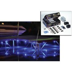 lifeform 6 underwater led boat light | seasons, boats and underwater, Reel Combo
