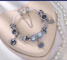 >>>Pandora Jewelry>>>Save OFF! >>>Order Click The Web To Choose.>>> pandora charms pandora rings pandora bracelet Fashion trends Haute couture Style tips Celebrity style Fashion designers Casual Outfits Street Styles Women's fashion Runway fashion Pandora Jewelry Box, Pandora Bracelet Charms, Pandora Rings, Pandora Accessories, Pandora Pandora, Cute Jewelry, Bridal Jewelry, Unique Jewelry, Charm Jewelry