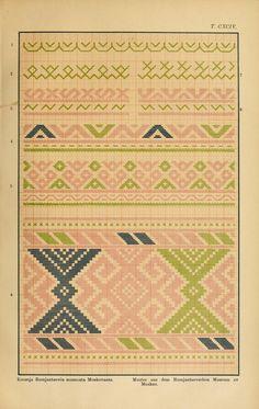 Mordvin patterns (1896) v