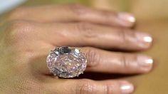 Sale a subasta el diamante más caro del mundo valorado en 60 millones de dólares