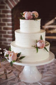 simple chic cake