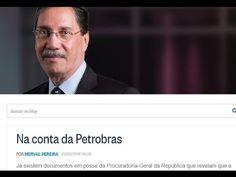 Jornalista tira podridão de Dilma debaixo do tapete