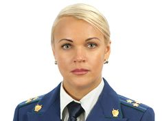Старший прокурор уголовно-судебного управления прокуратуры Москвы, старший советник юстиции Мария Семененко