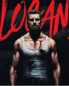 Love this LOGAN Art by Ian Loginov!