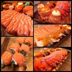 รวม 5 ร้านบุฟเฟต์อาหารญี่ปุ่น เน้นกันที่แซลมอน !! - Pantip