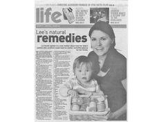 The Journal's Life Magazine Article - Bria Organics