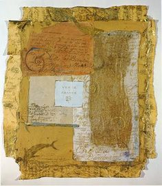 Beautiful Mixed Media Collage