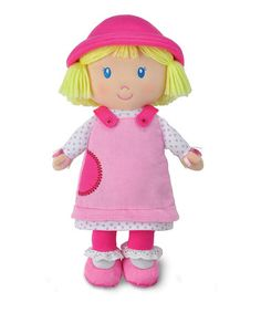 Take a look at this Abigail Doll by Kids Preferred on #zulily today!