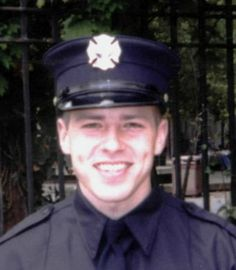 Jeffrey Stark- 30, was a firefighter with the Engine Co. 230 of the Bedford- Stuyvestant section of Brooklyn who died at the WTC. He graduated from the Fire Academy in May 1999 and joined his brothers, John and Joseph on the NYC Fire Department. He was an outdoorsman, who enjoyed hunting, fly fishing, and was an avid reader. #Project2996 Read more at: http://www.silive.com/september-11/index.ssf/2010/09/jeffrey_stark_30_firefighter_5.html