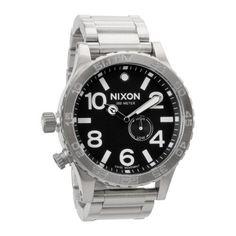 Nixon 51-30 Tide, Black.
