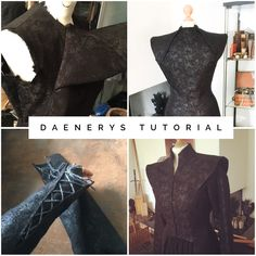 Season 7 of Game of Thrones is already like 2 month ago and now we have to wait FOREVER for season To make my wait more beareable I decided to make several of Danys dresses. Starting with this lovely […] Game Of Thrones Dress, Game Of Thrones Cosplay, Game Of Thrones Costumes, Danerys Targaryen Costume, Daenerys Targaryen, Got Costumes, Cosplay Costumes, Cosplay Diy, Cosplay Outfits