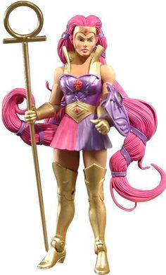 Figura Masters del Universo, Entrapta, Tricky Golden Beauty, MOTU Mattel Figura articulada de 15cm perteneciente a la colección MOTU Classic de Mattel, del personaje de Entrapta.