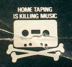 cassette, punk rock, cross bones