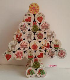 Article du blog de Fleur-de-Patch Christmas Crafts For Kids, Christmas Gifts, Christmas Decorations, Holiday Decor, Twelve Days Of Christmas, Winter Christmas, Advent Calenders, Blog, Krishna