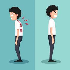 Benefits of Good Posture include boosting your cognition, improving mood, increasing energy, preventing joint pain. How To Have Good Posture Yoga Fitness, Fitness Tips, Health Fitness, Relieve Back Pain, Good Posture, How To Increase Energy, Weight Loss Transformation, Yoga Poses, Health And Beauty