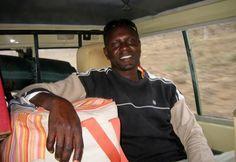 Raymond (cocinero de Udare Safari). Octubre 2015