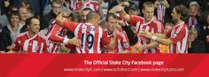 Stoke City Football Club Facebook Cover Images, Stoke City, Cover Pages, Football Team, Cover Photos, Club, England, Football Equipment, Football Squads