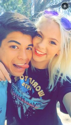 Jordyn and Nic are relationship goals!