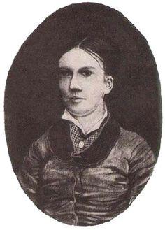 Portrait possibly of Willemien van Gogh, 1881  Vincent van Gogh