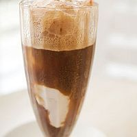 Low Carb High Protein Root Beer Float Protein Shake- I'm excited! Protein Powder Recipes, High Protein Recipes, Low Carb Recipes, Atkins Recipes, Healthy Recipes, Atkins Desserts, Diet Root Beer, Liquid Lunch, Secret Menu Items