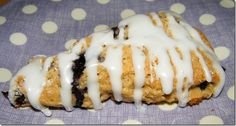 Delicious Whole Wheat Blueberry Lime Scones...I think I would substitute the lime for lemon