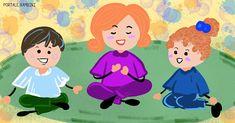 "Circle time: ecco le regole per introdurre a scuola il ""cerchio magico"" Circle Time, Music Therapy, Pikachu, Disney Characters, Fictional Characters, Minnie Mouse, Montessori, Psicologia, Disney Face Characters"
