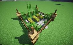 When you are playing Minecraft, and you want to be sure that you have the important and needed resou Minecraft Farmen, Cute Minecraft Houses, Amazing Minecraft, Minecraft Tutorial, Minecraft Blueprints, Minecraft Designs, Minecraft Buildings, Minecraft Cottage House, Minecraft Japanese House