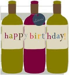 100 best cards birthday wine images on pinterest birthday wine bottles birthday card m4hsunfo