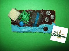 Edible Landforms and More