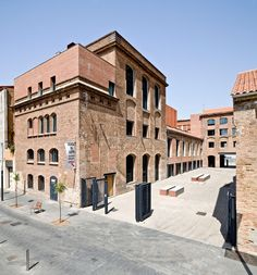 Antigua Fabrica de Azucar de Mas de Roda by Garcés · De Seta · Bonet Arquitectes