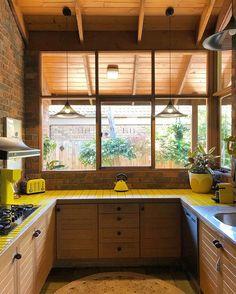 80s Interior Design, 80s Design, Luxury Interior, Modern Interior, Kitchen Interior, Kitchen Design, Minimalism Living, Ideas Geniales, The Design Files