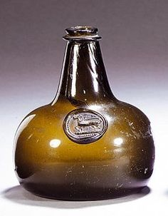 of wine bottle Vintage