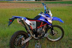 """WR 750 F """"Il Ghepardo"""" - ADVrider"""