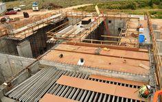 Ashley Valley Water Treatment Facility. #FlatironConstruction