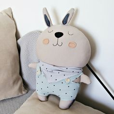Check out our bunny dolls selection for the very best in unique or custom, handmade pieces from our shops. Handmade Baby, Handmade Toys, Diy Pedicure, French Pedicure, Pedicure Designs, Sock Animals, Clay Animals, Bunny Plush, Bunny Bunny