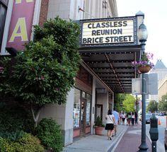 @Brice Ferre Street Class Reunion Broadway Shows, Street, Walkway