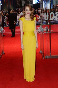Emma Stone's Style In Pictures