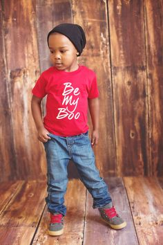 """Image of """"Be My Boo"""" Toddler Tee"""