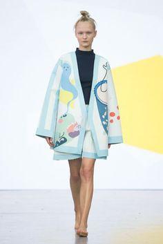 Yii Spring/Summer 2016 Ready-To-Wear | British Vogue