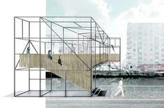 Ponte sul naviglio : Francesco Librizzi studio