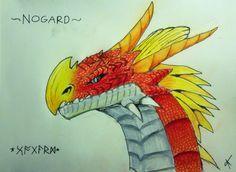 Los dragones molan:>