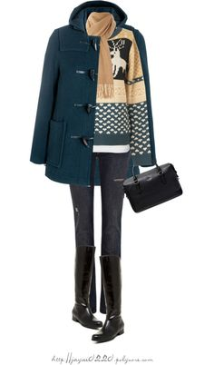 """Cozy Winter Sweater"" by jaycee0220 on Polyvore"