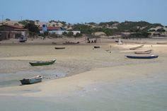 Praia de Galos, Galinhos (RN)