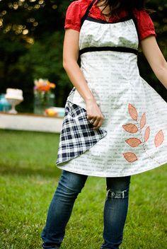 Emmeline Apron Sewing Pattern (Thanks Donna)