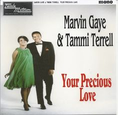 The 'Precious' Pairing Of Marvin & Tammi. Another great Motown duet rolled off the production line in March, 1967
